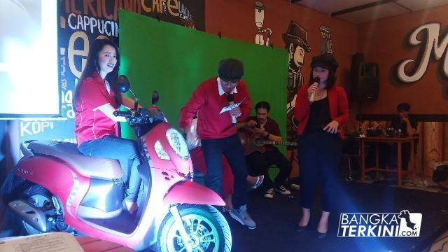 All New Honda Scoopy Jawaban Milenial Bangka Belitung