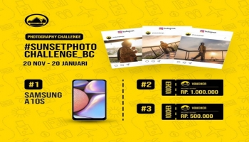 Bukit Cafe Bangka Gelar Photo Contest Challenge
