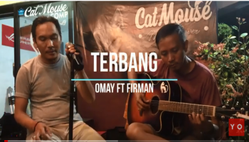 Terbang - The Fly Cover Firman Feat Omay