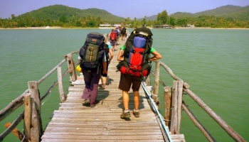Tips Backpackeran di Bangka